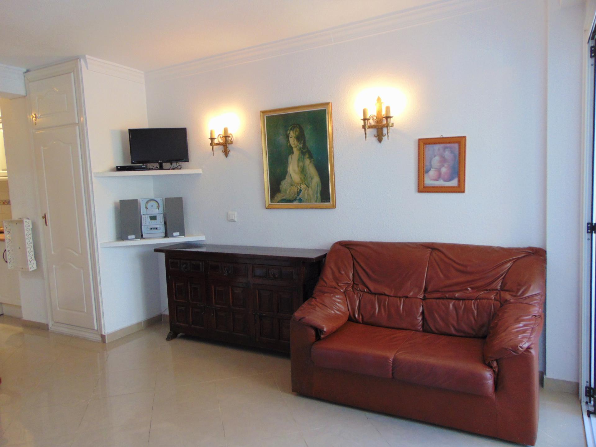 Studio -                                       Torre Del Mar -                                       0 chambres -                                       2 occupants